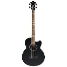IBANEZ AEB8E BLACK электроакустическая бас-гитара