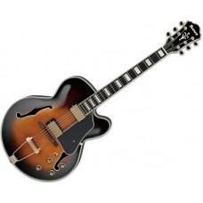 IBANEZ AFJ95 VIOLIN SUNBURST - полуакустическая гитара