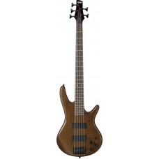 IBANEZ GIO GSR205B-WNF WALNUT FLAT 5-струнная бас-гитара