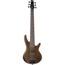 IBANEZ GIO GSR206B-WNF WALNUT FLAT - 6-струнная бас-гитара