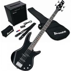 IBANEZ GSR190JU BASS JUMPSTART PACK BK набор начинающего бас-гитариста