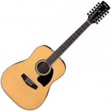 IBANEZ PF1512-NT 12-струнная акустическая гитара