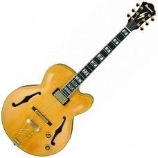 IBANEZ PM2-AA - полуакустическая гитара с кейсом, модель Pat Metheny