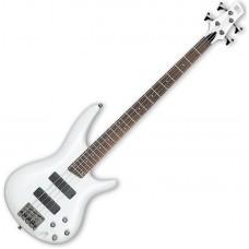 IBANEZ SR300 PEARL WHITE бас-гитара