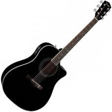 IBANEZ TCY10E BLACK электроакустическая гитара