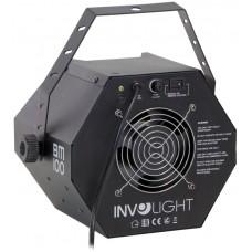 Involight BM100 - Генератор мыльных пузырей . Беспроводной пульт ДУ.