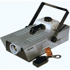 INVOLIGHT FM1200  дым машина 1200 Вт, проводной и радио пульт