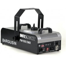 Involight FM1500DMX - генератор дыма 1500 Вт, DMX-512, пульт ДУ