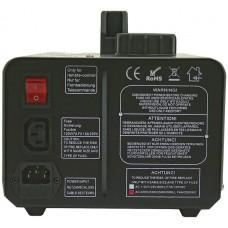 INVOLIGHT FM900  дым машина 900 Вт, проводной и радио пульт