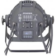 Involight IPPAR1818 - всепогодный светодиодный прожектор 18 шт. RGBWA 12 Вт, DMX-512