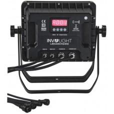 Involight LEDARCH2410 - архитектурный светильник 24 шт.х 10 Вт RGBW мультичип, DMX-512
