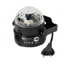 Involight LEDBALL13 - LED световой эффект, 3 шт. RGB 1 Вт, звуковая активация, авто