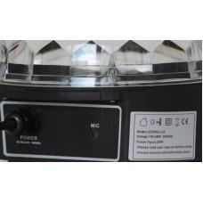 Involight LEDBALL33 - LED световой эффект, 6 шт. RGB 3 Вт, звуковая активация, авто