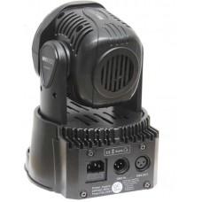 Involight LEDMH78W - LED вращающаяся голова, 7x8 Вт RGBW мультичип, DMX-512
