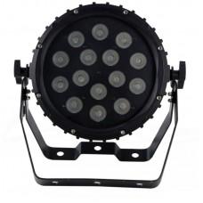Involight LEDPAR154W - всепогодный светильник, 15 шт.по 8 Вт (мультичип RGBW), DMX-512