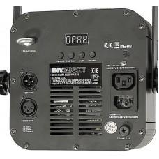 Involight SLIMPAR 56PRO - LED RGBWA+UV прожектор, 10 Вт мультичип (5 шт.), DMX-512