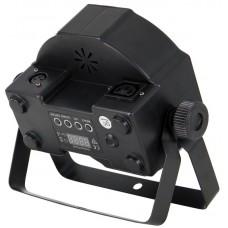 Involight SLIMPAR 784 - светодиодный прожектор, 7х8 Вт RGBW мультичип, DMX-512