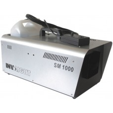 Involight SM1000 - генератор снега 1000 Вт, проводной пульт