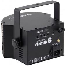 Involight Ventus S - световой эффект, 3 шт. 3 Вт RGBW, 14 шт. 0,5 Вт W