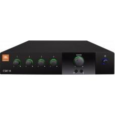 JBL CSM14 микшерный пульт, 4 mic/line входа (RCA/Phoenix)