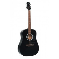 JET JD-255 BKS - Акустическая гитара, черная