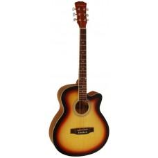 Jonson&Co E4011C SB - акустическая гитара