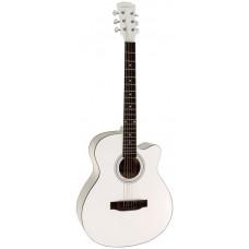 Jonson&Co E4011C WH - акустическая гитара