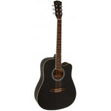 Jonson&Co E4111 BK - акустическая гитара