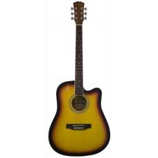 Jonson&Co E4111 SB - акустическая гитара