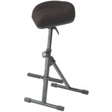 K&M 14044-000-55 стул с регулируемой высотой и подставкой для ног, мотоседло, высота - 600-900 мм, с