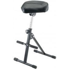 K&M 14045-000-55 стул с регулируемой высотой и подставкой для ног, мотоседло, высота - 600-900 мм, с