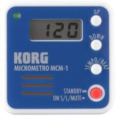 KORG MCM-1 BLUE микрометроном