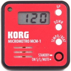 KORG MCM-1 RED микрометроном