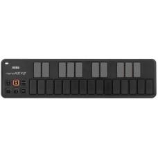 KORG NANOKEY2-BK портативный USB-MIDI-контроллер, 25кл