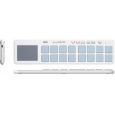 KORG NANOPAD2-WH портативный USB-MIDI-контроллер