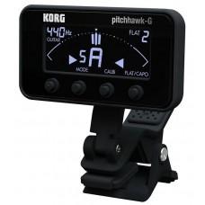 KORG PAW-3G-BK itchHawk тюнер с клипсой