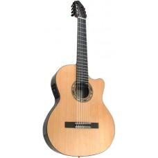 KREMONA F65CW-7S Performer Series Fiesta Электроакустическая 7-струнная классическая гитара