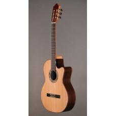 KREMONA Verea Performer Series Электроакустическая классическая гитара, с вырезом