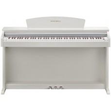 KURZWEIL M110 WH - Цифровое пианино, белое, с банкеткой