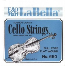 LA BELLA 650 - струны для виолончели