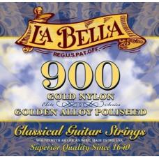 LA BELLA 900 Superior - струны для классической гитары