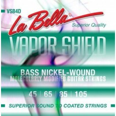 LA BELLA VSB4D - струны для для бас-гитары, 045-105