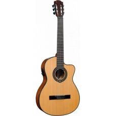 LAG OC66CE - классическая гитара с подключением