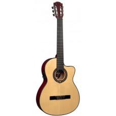 LAG OC80CE - классическая гитара с подключением