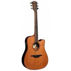 LAG T100DCE - электроакустическая гитара