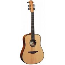 LAG T66D12 - 12-ти струнная акустическая гитара