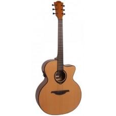 LAG T66JCE - электроакустическая гитара