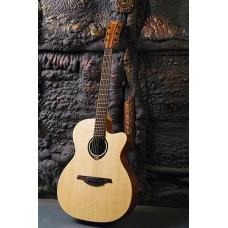 LAG T70ACE - Электроакустическая гитара, аудиториум