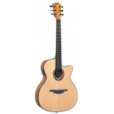 LAG T80ACE - электроакустическая гитара, Аудиториум с вырезом