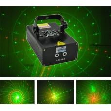 LANLING L632 RG - мерцающий лазер, зеленый 50mw, красный 100mw